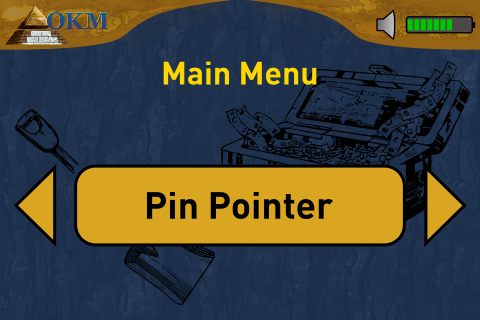 pinpointer-on