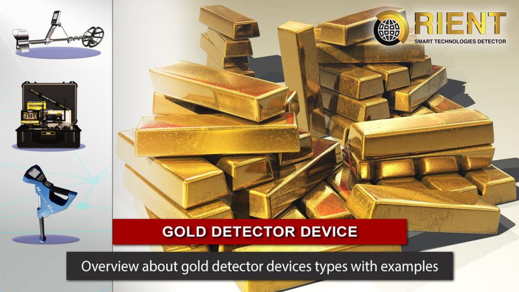 Gold Detector Device